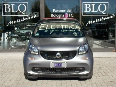 used Smart ForTwo Electric Drive Cabrio cabrio Passion usato