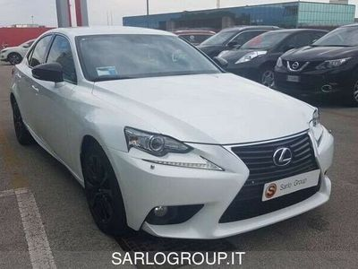 usata Lexus IS300h IS 300h Hybrid ExecutiveHybrid Executive