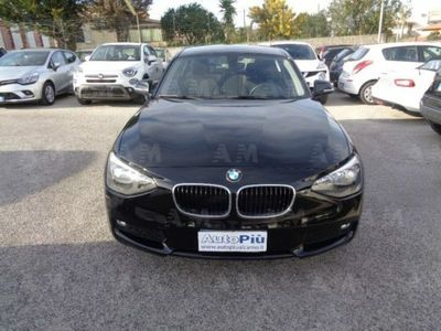 begagnad BMW 114 d 5p. Unique