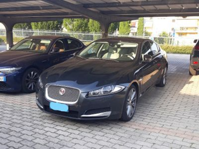usata Jaguar XF 2.2 D 200 CV Luxury