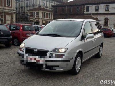usata Fiat Ulysse 2.0 mjt 120 cv emotion diesel