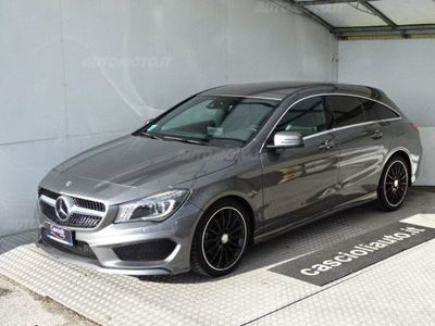 second-hand Mercedes CLA200 Shooting Brake d 4Matic Automatic Premium del 2016 usata a Mosciano Sant'Angelo