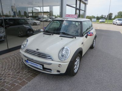 used Mini ONE DE LUXE 1.6 16V 90 CV
