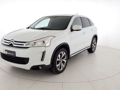 usata Citroën C4 Aircross 1.8 HDi 150 Stop&Start 4WD Exclusive