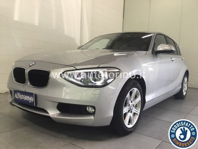 used BMW 120 SERIE 1 (5 PORTE) d Unique 5p