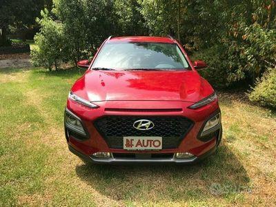 usata Hyundai Kona 1.6 141 cv hybrid 02/2020