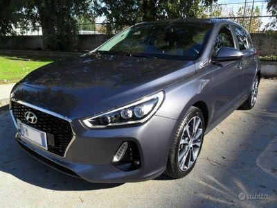 usata Hyundai i30 1.6 crdi Style Full Led Navy fine 2017