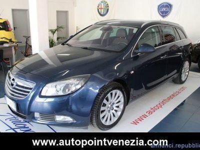 usado Opel Insignia 2.0 CDTI 160CV Sports Tourer aut. Cosmo rif. 11051316