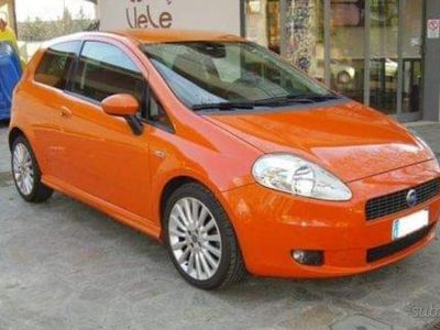 begagnad Fiat Grande Punto - 2008