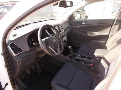 brugt Hyundai Tucson 2015 Diesel 1.7 crdi Xpossible 2wd 115cv