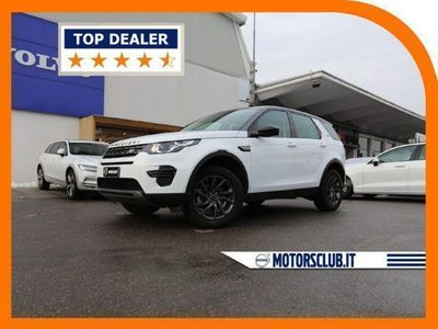brugt Land Rover Discovery Sport 2.0 TD4 150 CV Graphite Edition