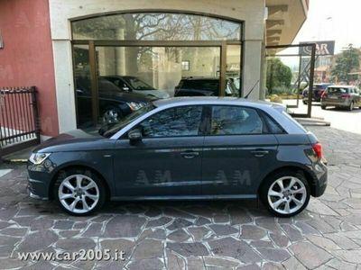 usata Audi A1 Sportback 1.6 TDI 116 CV Admired del 2016 usata a Bergamo
