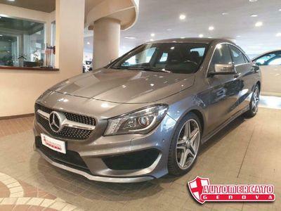 usata Mercedes CLA220 CDI Automatic Premium OTTIME CONDIZIONI