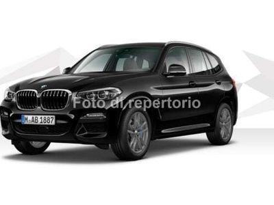 usata BMW X3 X3XDRIVE30D M SPORT