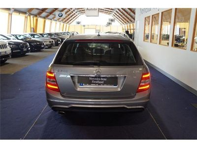 usata Mercedes C220 -204 2011 SW Diesel SW cdi Avantgarde (BlueEff)