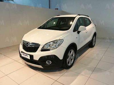 usado Opel Mokka 1.6 Ecotec 115CV 4x2 Start&Stop Ego del 2014 usata a Ravenna