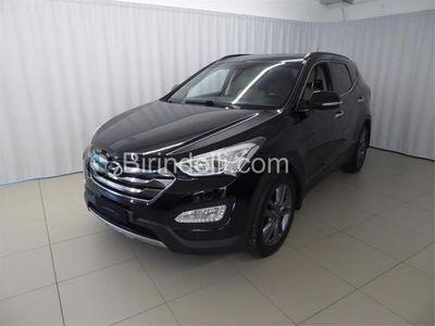 used Hyundai Santa Fe 2.2 CRDi 4WD A/T Style del 2015 usata a Vinci