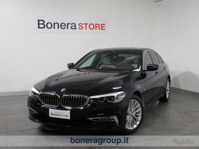 used BMW 520 Serie 5 d xdrive Luxury auto