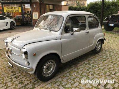 usata Fiat 600D abartizzata!! benzina