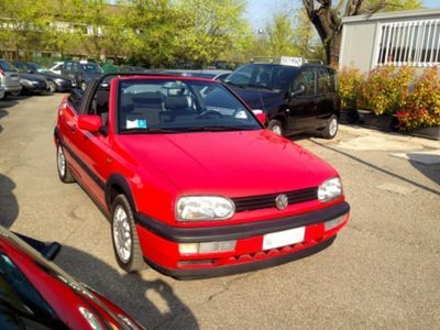 usata VW Golf Cabriolet 1.6