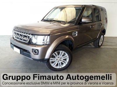 used Land Rover Discovery 4 3.0 TDV6 HSE 7p Aut.