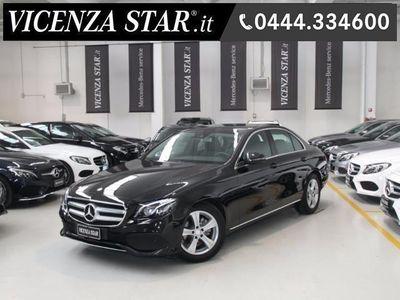 usata Mercedes E220 AUTO SPORT NEW MODEL