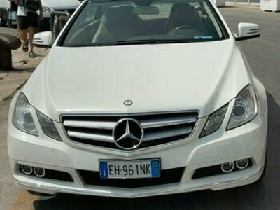 usata Mercedes 220 classe e coupe