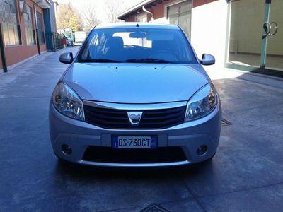 usata Dacia Sandero 1.4 8v Gpl Ambiance Usato
