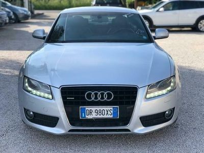 second-hand Audi A5 3.0 V6 TDI F.AP. quattro tiptronic Ambition S-Line
