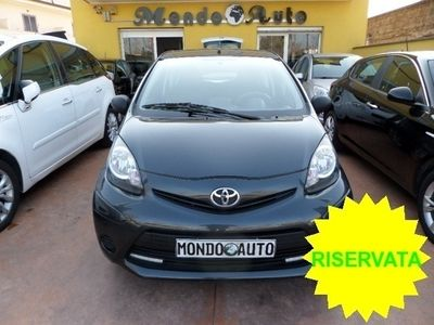 """usata Toyota Aygo 1.0 VVT-i""""35.000KM""""UNIPR""""NAVI"""""""