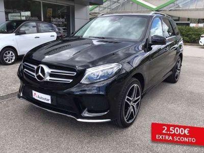 usata Mercedes GLE250 Classe 250 d Premium 4matic auto