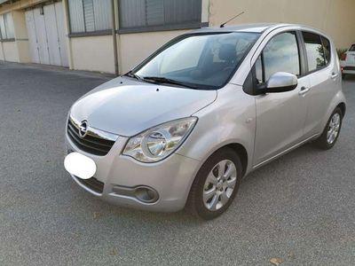 usata Opel Agila 2ª serie - 2010