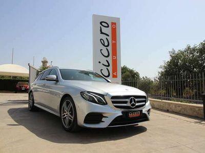 usata Mercedes E220 SW Premium 4matic auto 194cv | 85000km | 06.2019