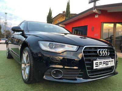 usata Audi A6 Avant 2.0 TDI 190 CV ultra S tronic GANCIO TRAINO