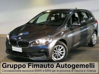 usata BMW 216 Active Tourer d Advantage Aut.