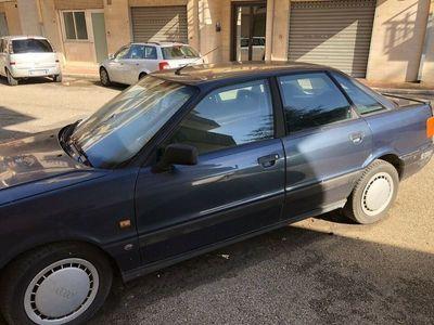 usata Audi 80 1.8 S con impianto GPL