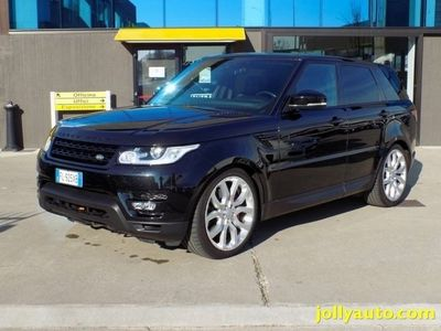 "usata Land Rover Range Rover Sport 3.0 SDV6 HSE Dynamic- CERCHI 22"" - TETTO APR"