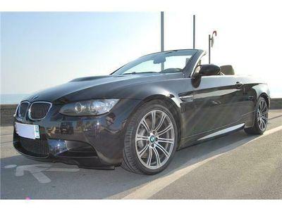usata BMW M3 Cabriolet Serie 3 V8 DKG ( TARGATA FRANCESE )