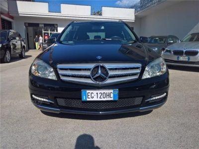 gebraucht Mercedes 250 Classe C Station WagonCDI 4Matic BlueEFF. Avantgarde usato