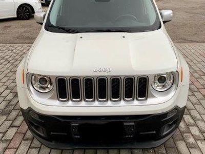 used Jeep Renegade 1.6 Mjt 120 CV Limited