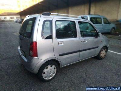 usata Opel Agila 1.0 12V 65CV GPL V Torino