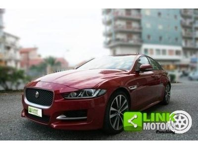 usata Jaguar XE 2.0 D Aut. R-sport