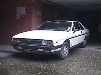 usata Lancia Gamma Coupè - 1980 (seconda serie)