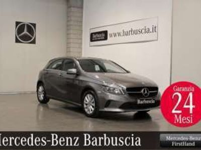 usata Mercedes A180 A 180 d Automatic Businessd Automatic Business