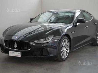 brugt Maserati Ghibli 3.0 Diesel 275 CV