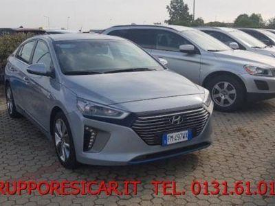 brugt Hyundai Ioniq Hybrid DCT Comfort del 2018 usata a Spineto Scrivia