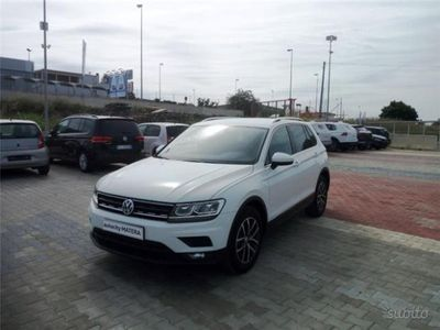 brugt VW Tiguan 1.6 TDI SCR Business BlueMotion