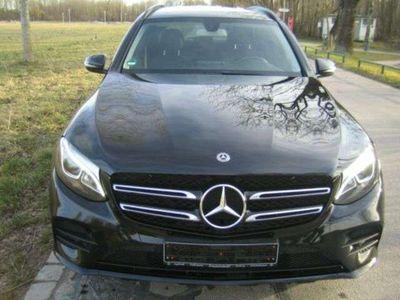 usata Mercedes GLC250 4Matic Premium AMG