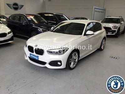 used BMW 118 SERIE 1 (5 PORTE) d Msport 5p auto