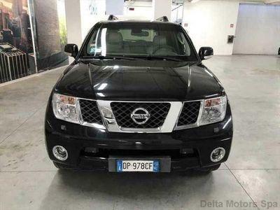 usata Nissan Pathfinder Diesel 2.5 dci Platinum auto